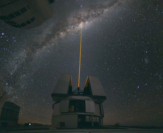 Forrás: Yuri Beletsky, European Southern Observatory