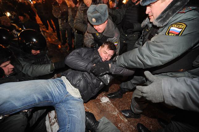 Forrás: AFP/Kirill Kuryavtsev