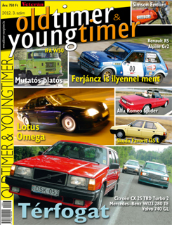 Forrs: Oldtimer &amp; Youngtimer